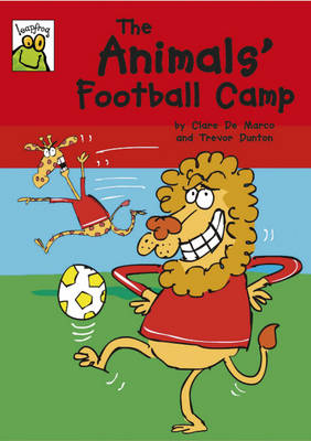The Animal's Football Camp by Lesley De Meza
