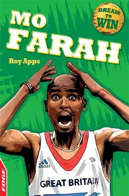 Mo Farah by Roy Apps
