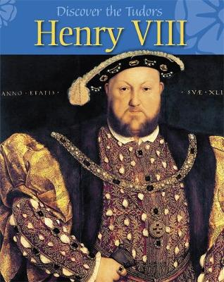 Henry VIII by Moira Butterfield
