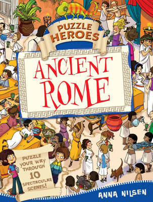 Ancient Rome by Anna Nielsen
