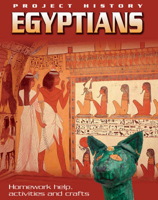 The Egyptians by Sally Hewitt