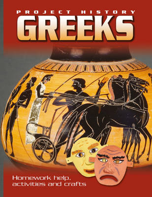 The Greeks by Sally Hewitt