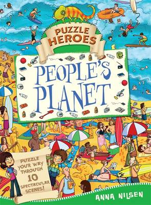 People's Planet by Anna Nilsen, David Lopez