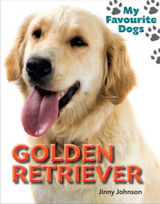 Golden Retriever by Jinny Johnson