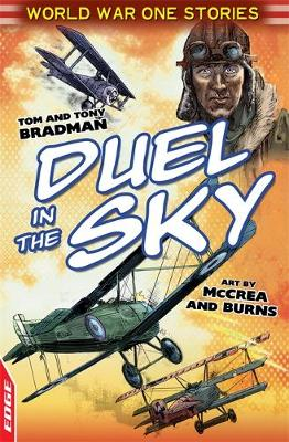 Duel in the Sky by Tony Bradman
