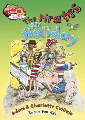 The Pirates on Holiday by Charlotte Guillain