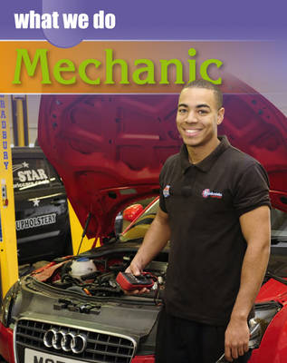 Mechanic by James Nixon