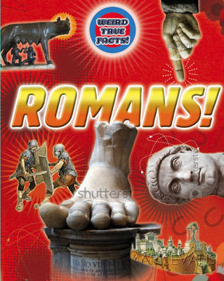 Romans by Moira Butterfield