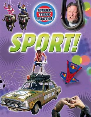 Sport! by Moira Butterfield