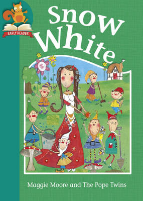 Snow White by Franklin Watts, Maggie Moore