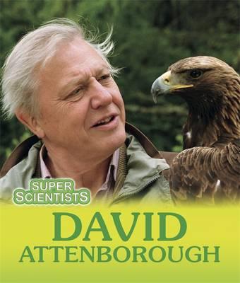 David Attenborough by Sarah Ridley