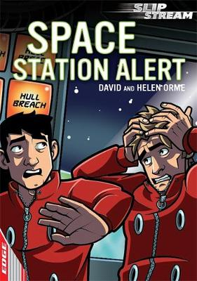 Space Station Alert by David Orme, Helen Orme