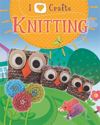 Knitting by Rita Storey