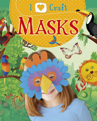 Masks by Rita Storey