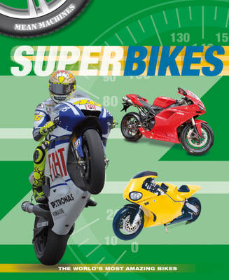Superbikes by Paul Harrison