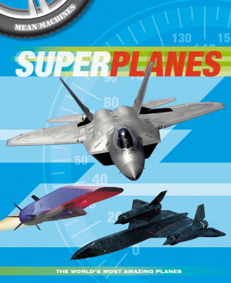 Superplanes by Paul Harrison