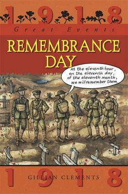 Remembrance Day by Gillian Clements