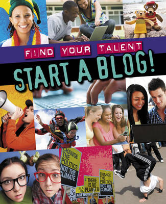 Start a Blog! by Matt Anniss