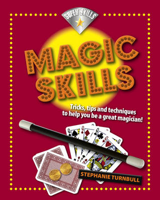 Magic Skills by Stephanie Turnbull