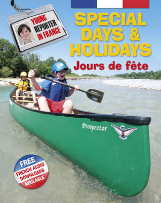 Special Days and Holidays by Sue Finnie, Daniele Bourdais
