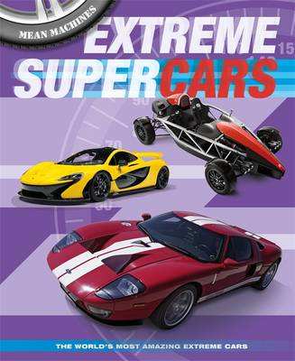 Extreme Supercars by Paul Harrison