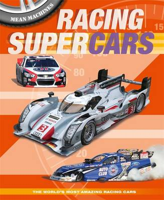 Racing Supercars by Paul Harrison