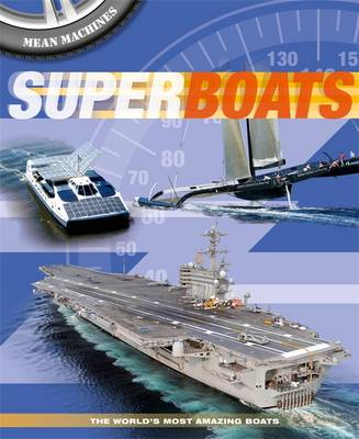 Superboats by Paul Harrison