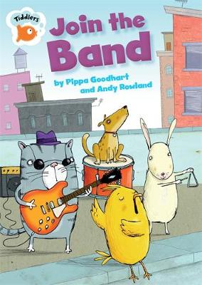 Join the Band by Pippa Goodhart