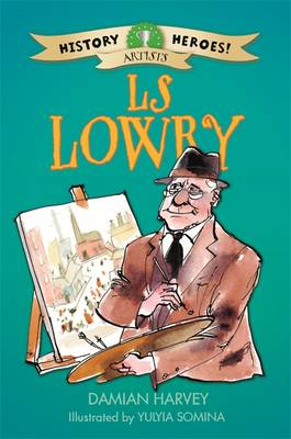 L.S. Lowry by Damian Harvey