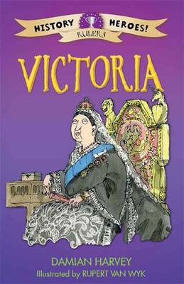 Victoria by Damian Harvey