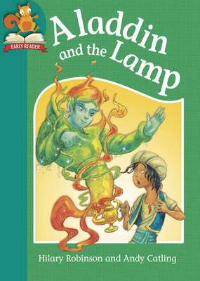 Must Know Stories: Level 2: Aladdin and the Lamp by Franklin Watts, Hilary Robinson