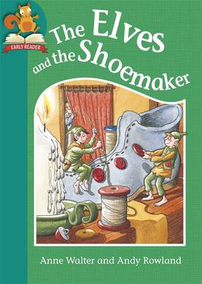 The Elves and the Shoemaker by Franklin Watts, Anne Walter