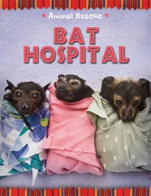 Bat Hospital by Franklin Watts, Clare Hibbert