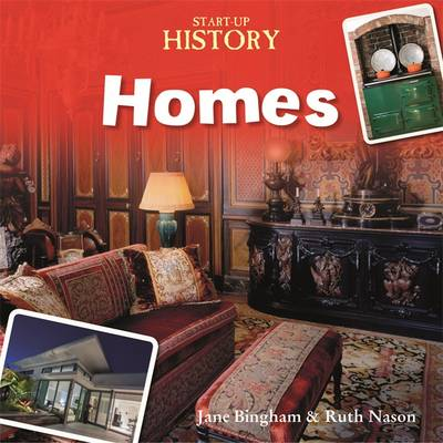 Homes by Jane M. Bingham, Ruth Nason