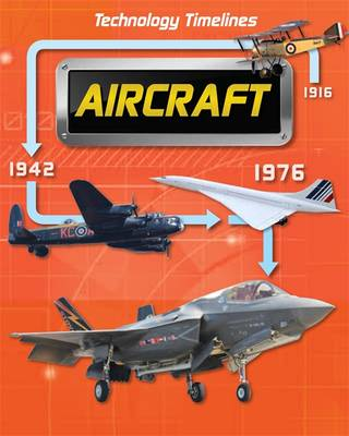 Aircraft by Franklin Watts, Tom Jackson