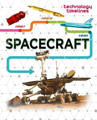 Spacecraft by Tom Jackson