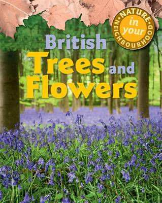 British Trees and Flowers by Clare Collinson