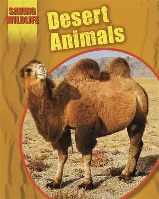Desert Animals by Sonya Newland