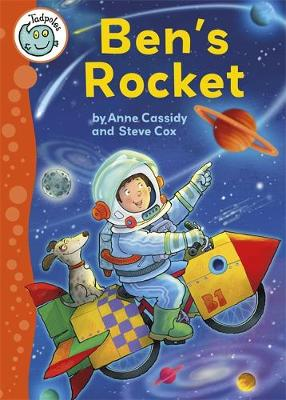 Ben's Rocket by Anne Cassidy