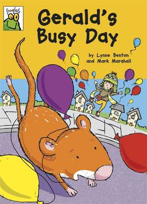 Gerald's Busy Day by Lynne Benton