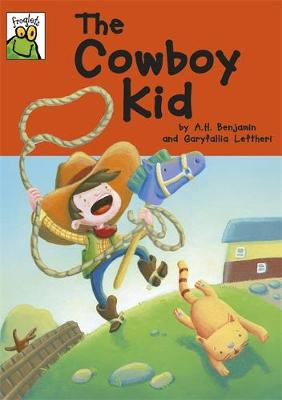 The Cowboy Kid by A. H. Benjamin