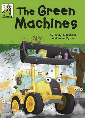 The Green Machines by Andy Blackford