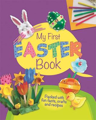 My First Easter Book by Jane Winstanley, Rita Storey