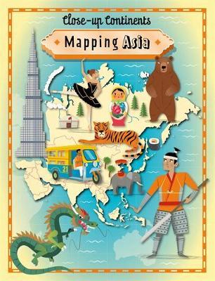 Mapping Asia by Paul Rockett