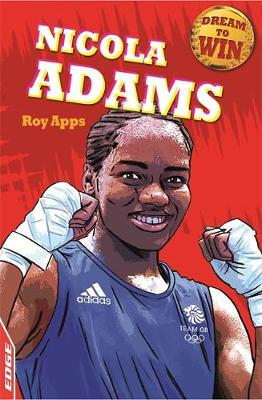 Nicola Adams by Roy Apps
