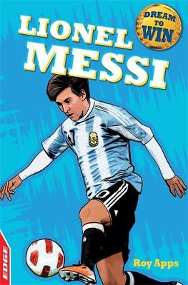 Leo Messi by Roy Apps