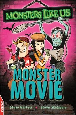 Monster Movie by Steve Barlow, Steve Skidmore