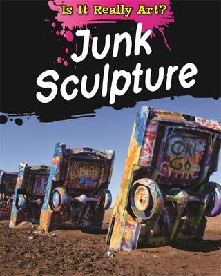 Junk Sculpture by Alix Wood