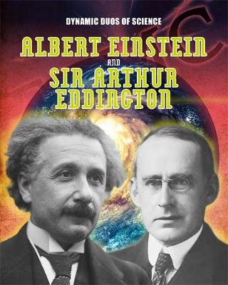 Albert Einstein and Sir Arthur Eddington by Mary Colson