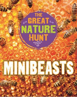 Minibeasts by Cath Senker